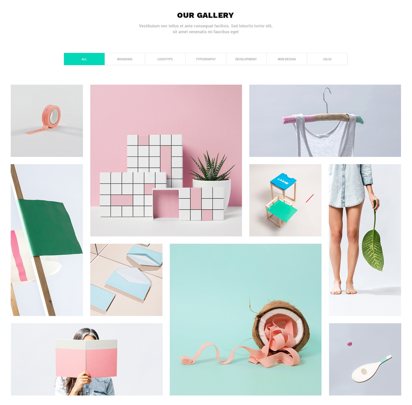 Free Download Bootstrap Minimal Theme