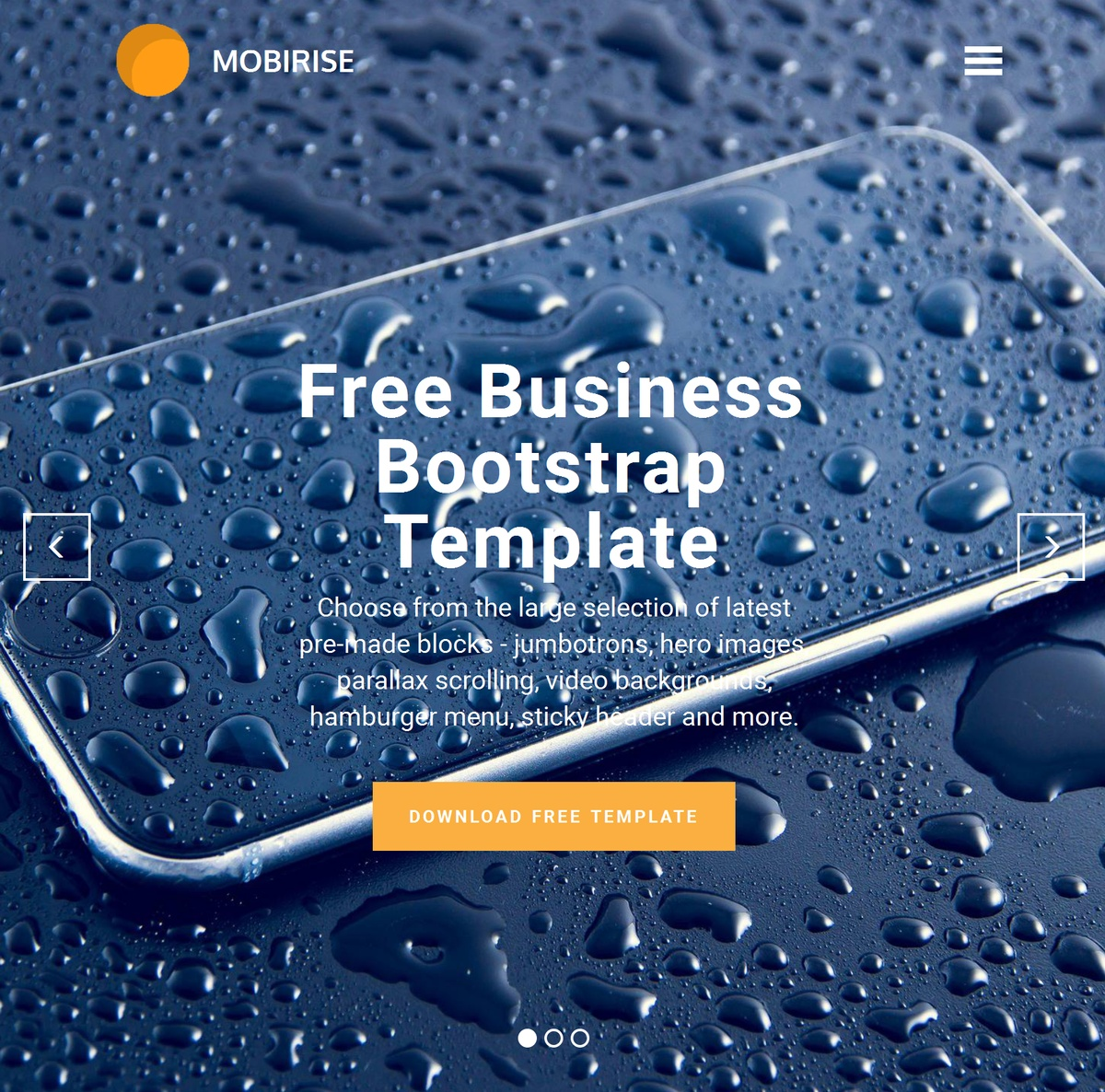 HTML5 Responsive  Templates Themes Extensions