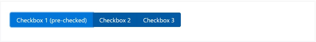 Efficient ways to  make use of the Bootstrap checkbox